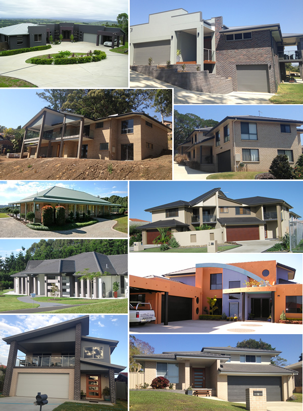 Costello Homes - Residential building collage
